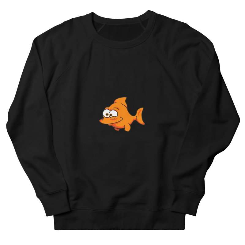 Goldfish Men's Sweatshirt by yobann's Artist Shop