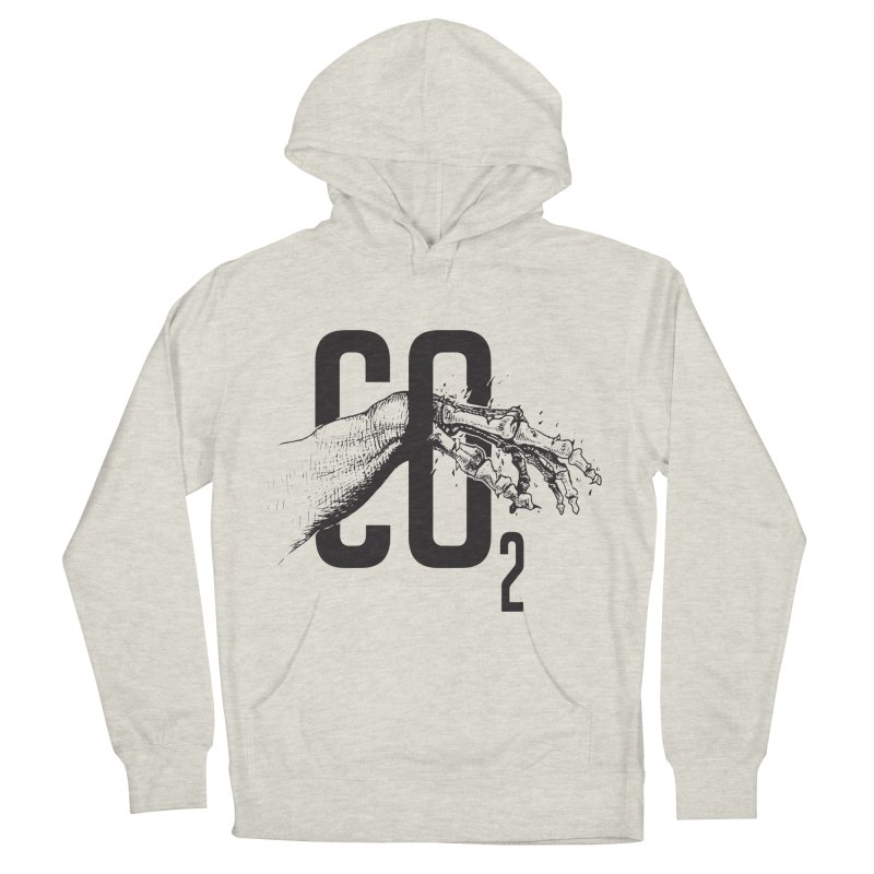CO2 Men's Pullover Hoody by yobann's Artist Shop