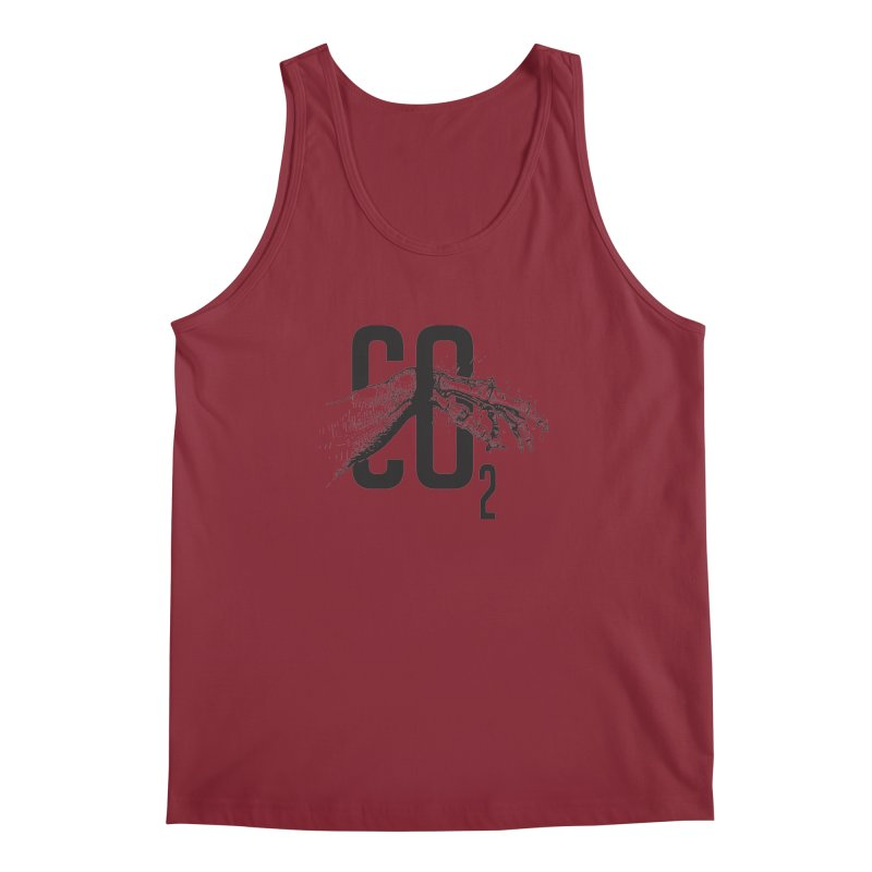 CO2 Men's Tank by yobann's Artist Shop