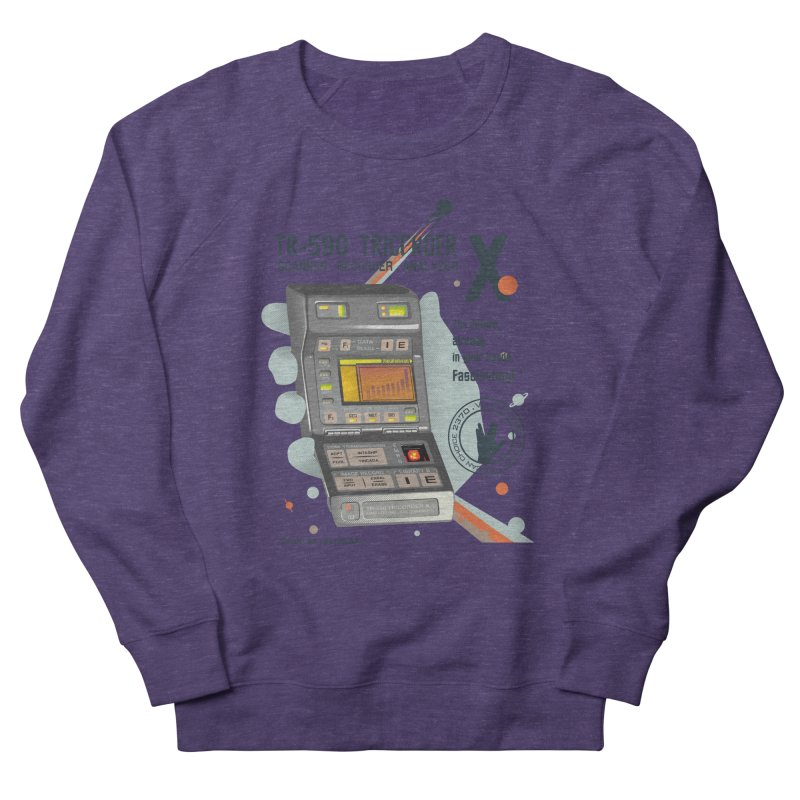Tricorder Men's Sweatshirt by yobann's Artist Shop