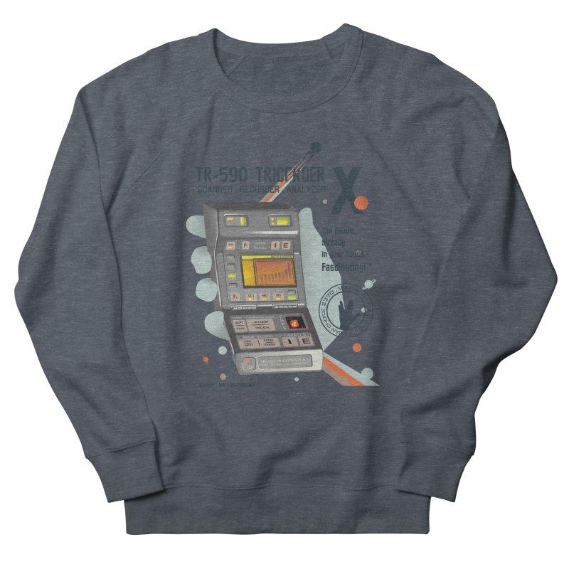 Tricorder Men's Sweatshirt by yobann's Artist Shop