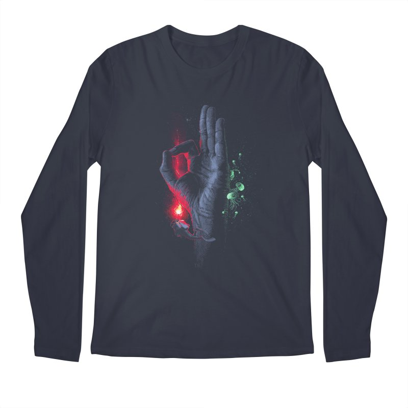 Underwater Men's Longsleeve T-Shirt by yobann's Artist Shop