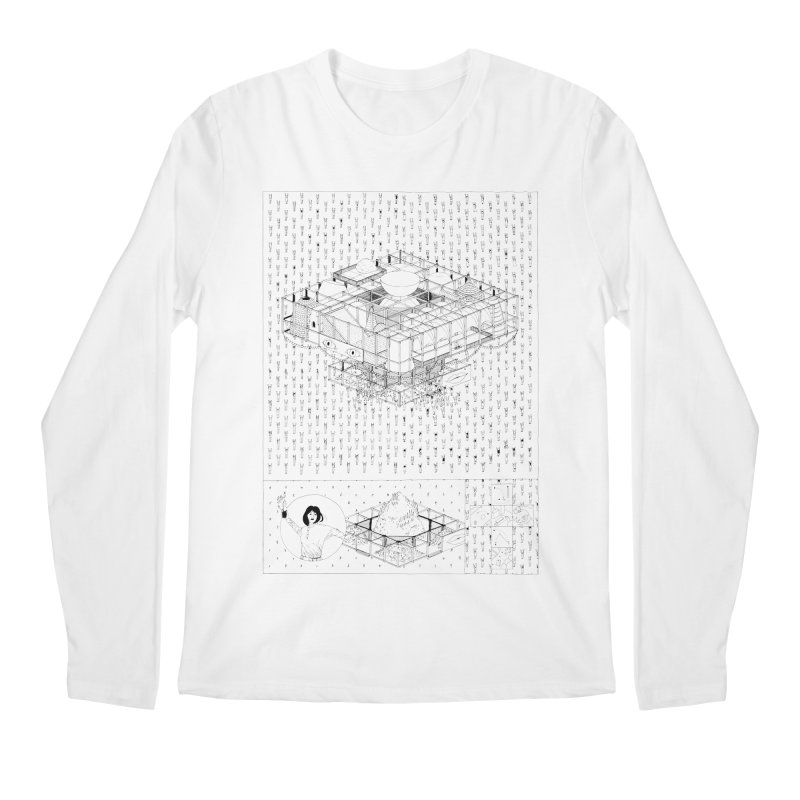 Caramantran Men's Longsleeve T-Shirt by yobann's Artist Shop