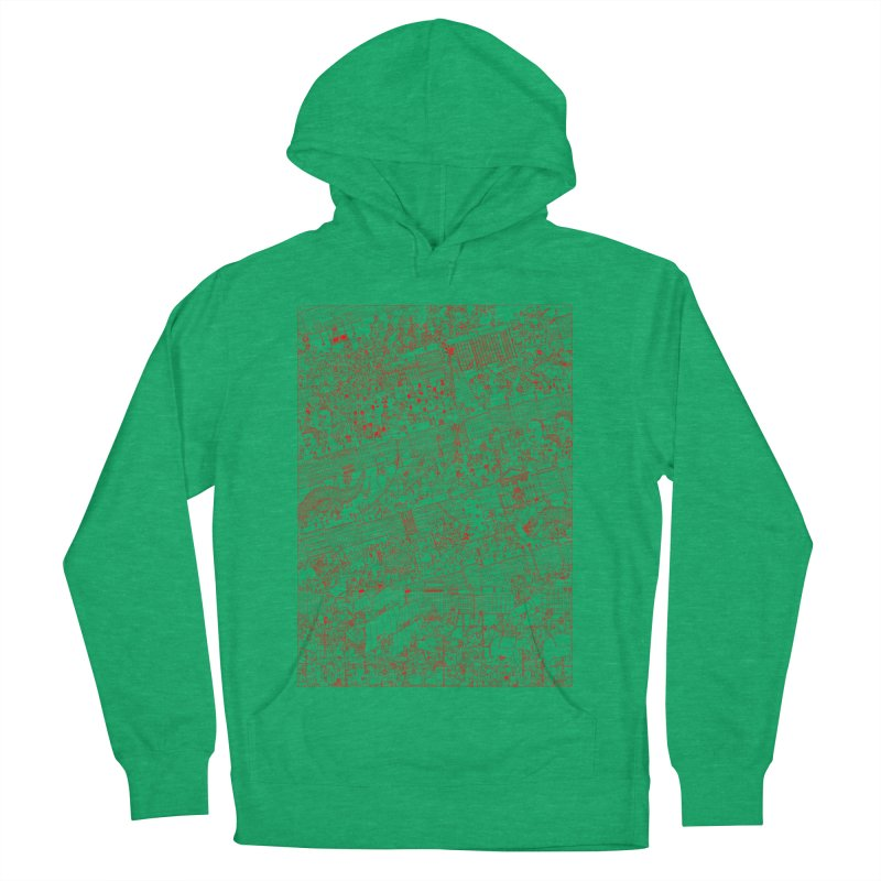 Carnaval Women's French Terry Pullover Hoody by yobann's Artist Shop