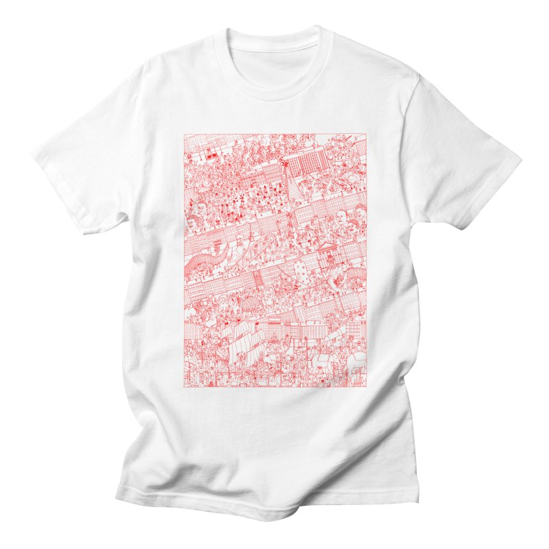Carnaval Men's T-Shirt by yobann's Artist Shop