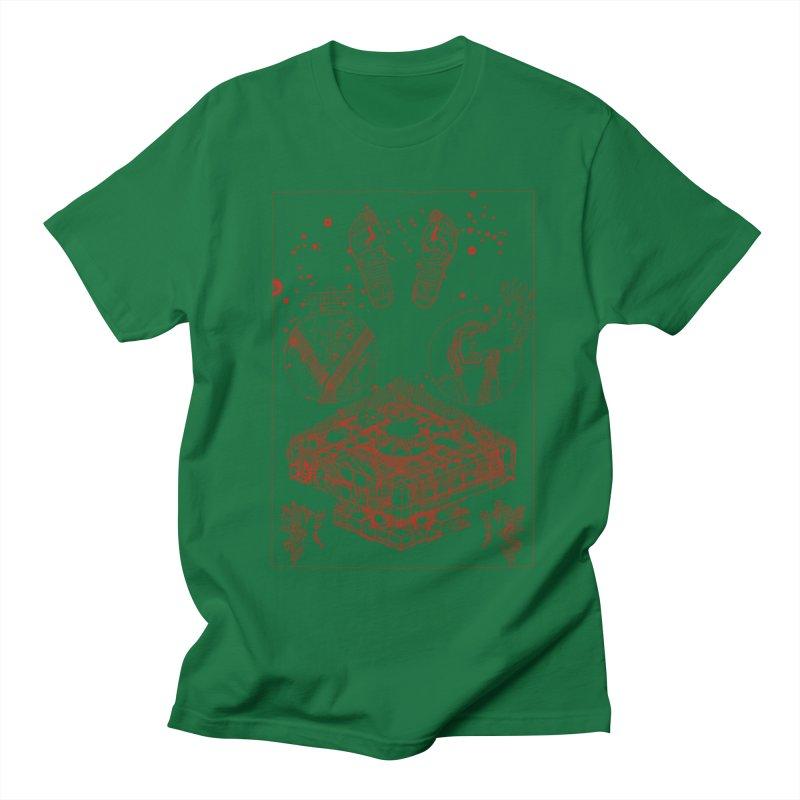 Buchet Men's T-Shirt by yobann's Artist Shop