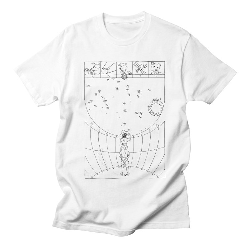 Scaphé Men's T-Shirt by yobann's Artist Shop