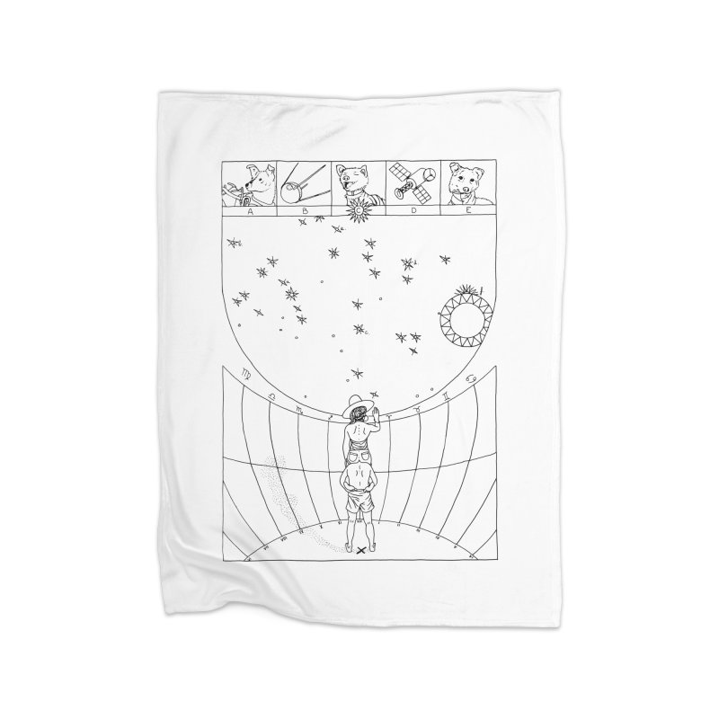 Scaphé Home Blanket by yobann's Artist Shop