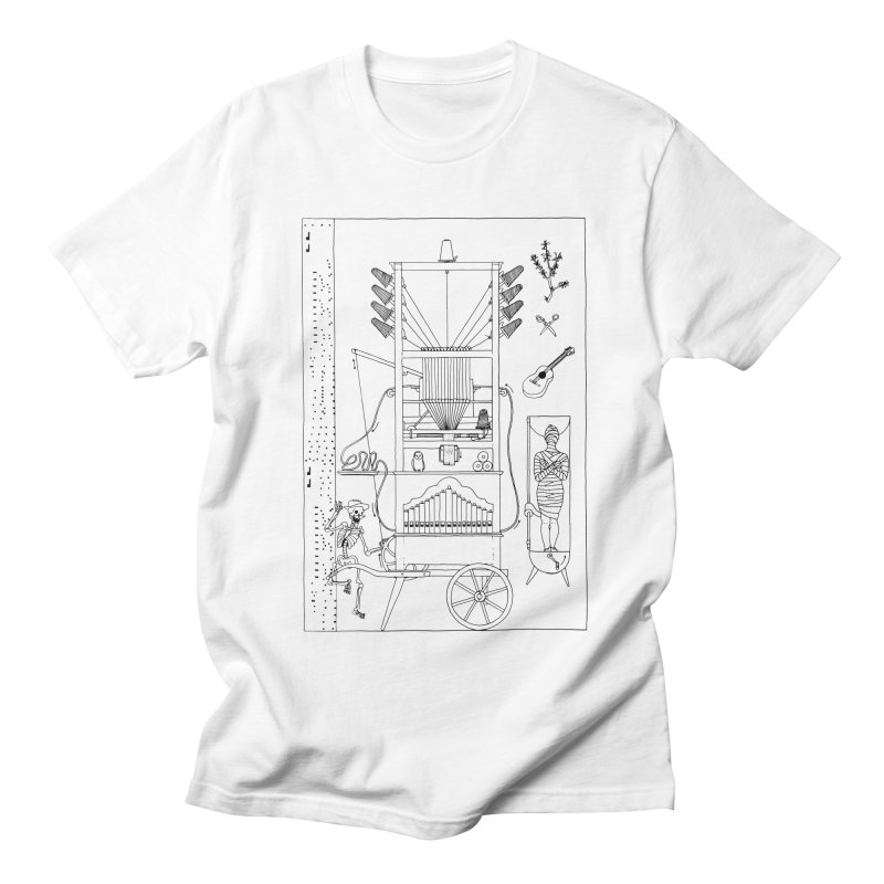 Orgue Men's T-Shirt by yobann's Artist Shop
