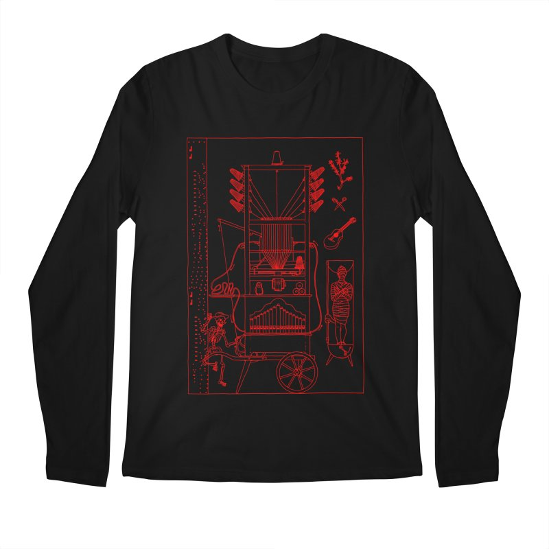 Orgue Men's Longsleeve T-Shirt by yobann's Artist Shop