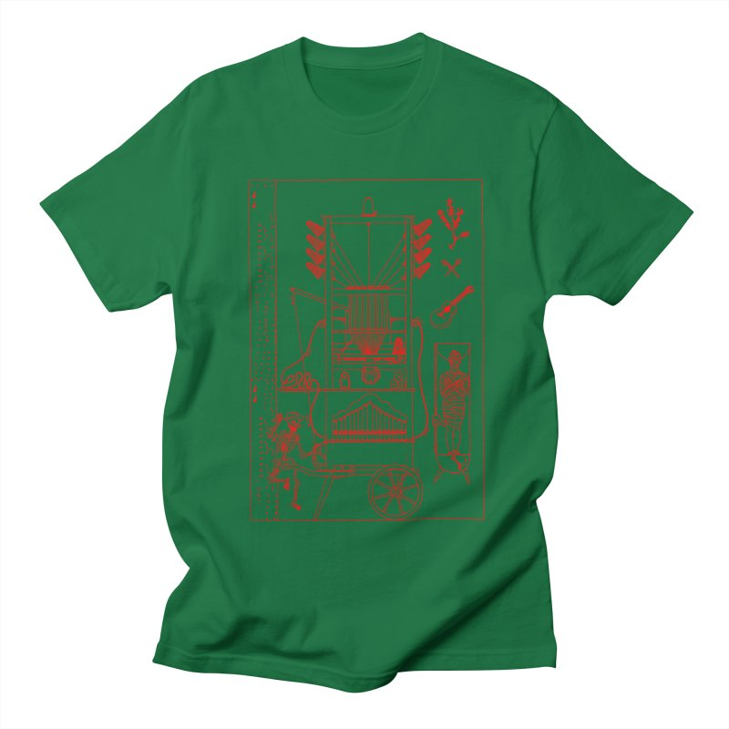 Orgue Men's T-Shirt by yobann's Artist Shop