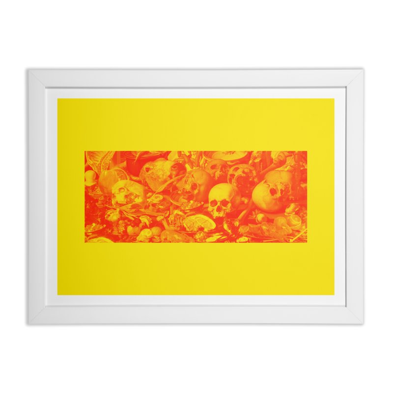 Vanity Home Framed Fine Art Print by yobann's Artist Shop