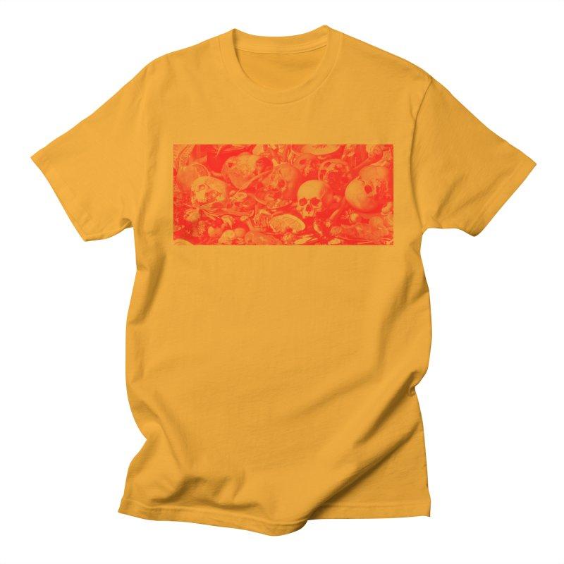 Vanity Men's Regular T-Shirt by yobann's Artist Shop