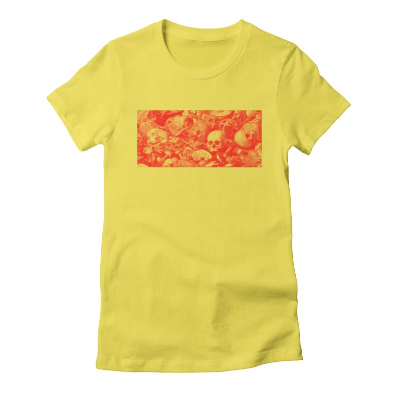 Vanity Women's T-Shirt by yobann's Artist Shop
