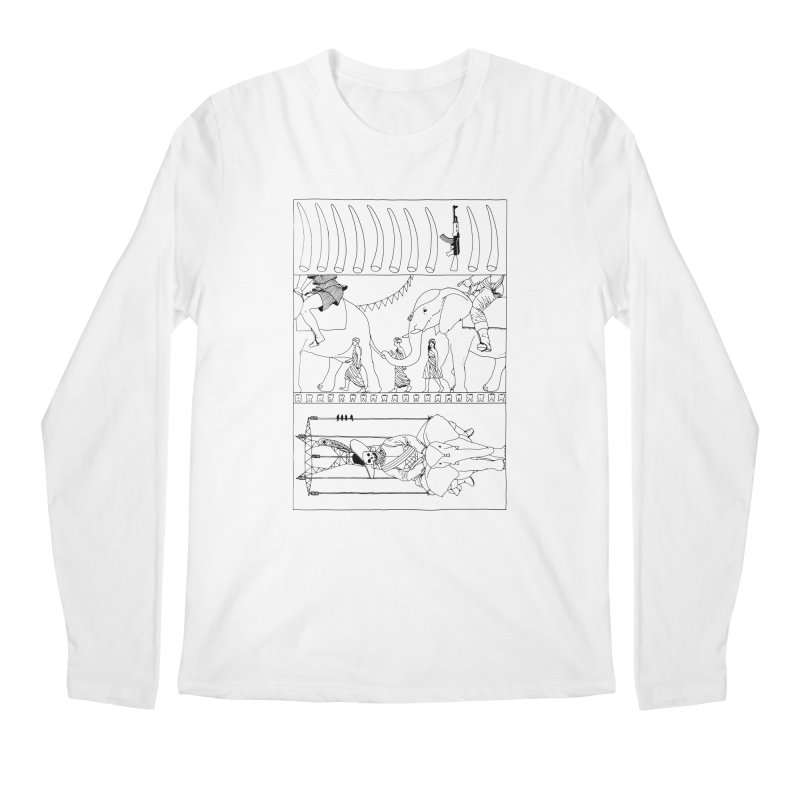 Conquistador Men's Longsleeve T-Shirt by yobann's Artist Shop