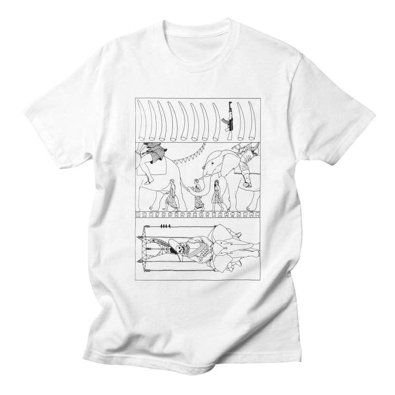 Conquistador Men's T-Shirt by yobann's Artist Shop