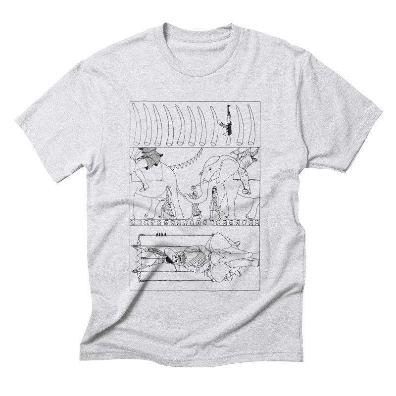 Conquistador Men's T-Shirt by yobann's Artist Shop
