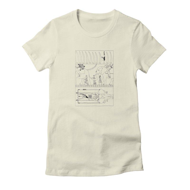 Conquistador Women's T-Shirt by yobann's Artist Shop