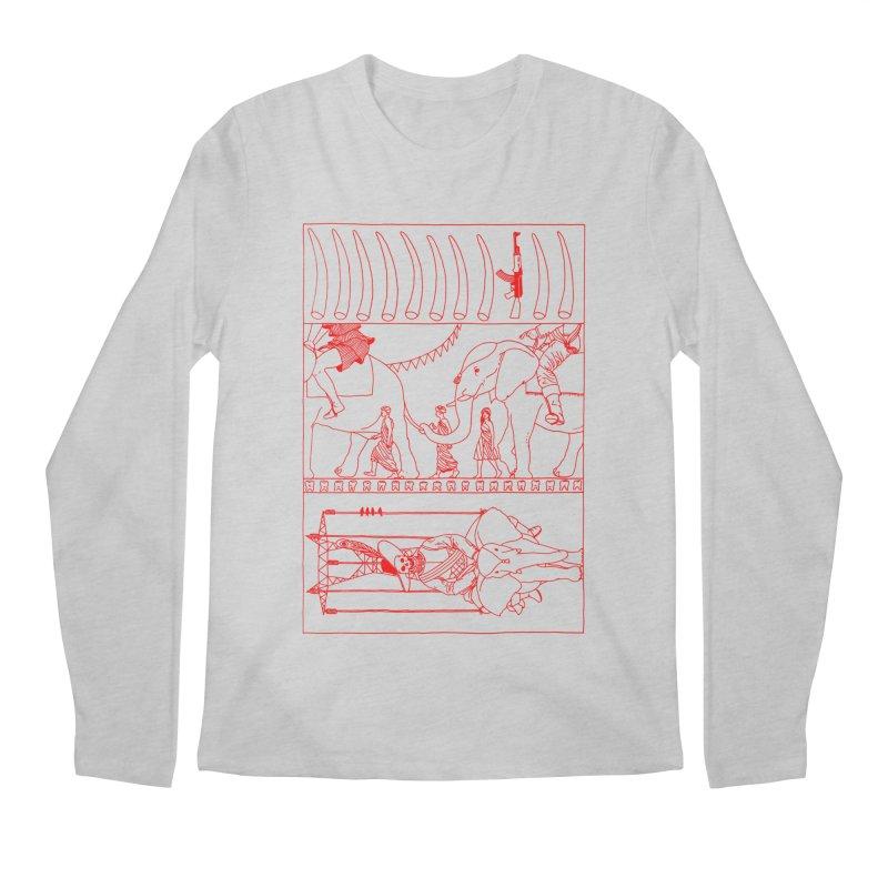 Conquistador Men's Regular Longsleeve T-Shirt by yobann's Artist Shop