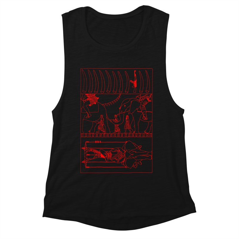 Conquistador Women's Tank by yobann's Artist Shop