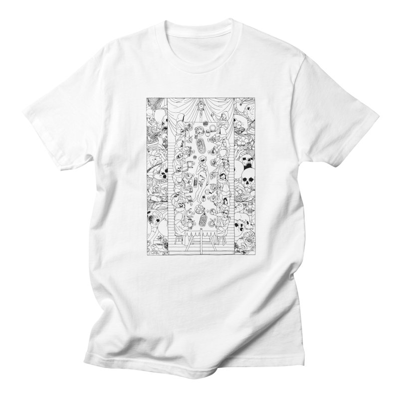 Happy Meal Men's T-Shirt by yobann's Artist Shop