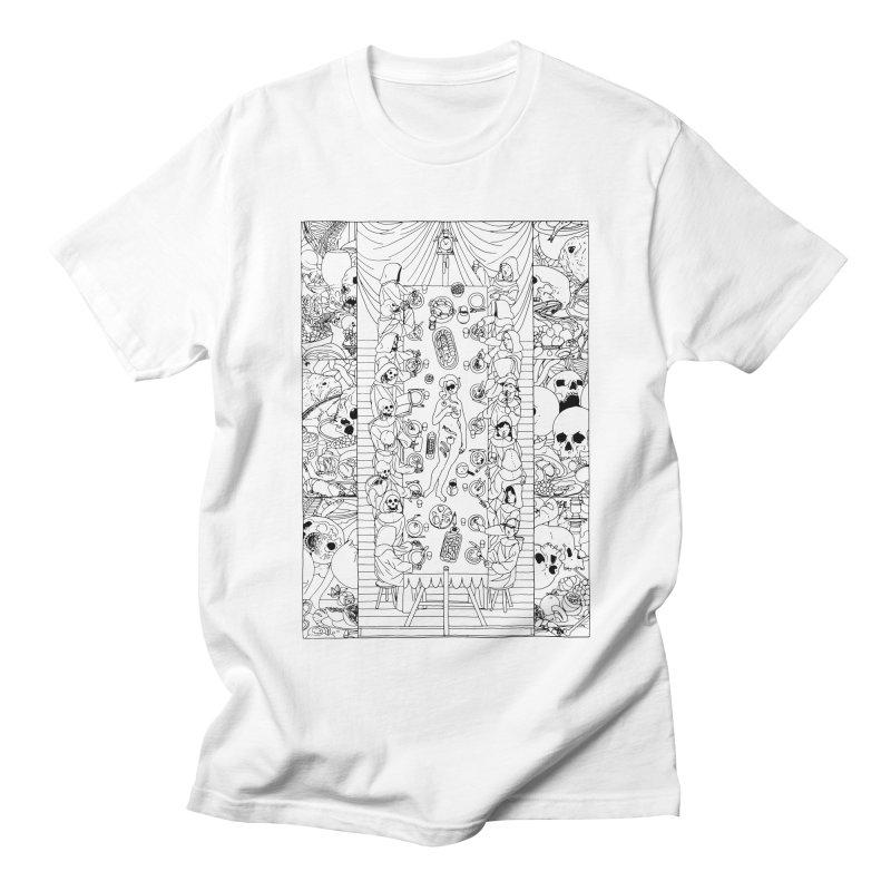 Happy Meal Men's T-Shirt by yobann's Artist Shop
