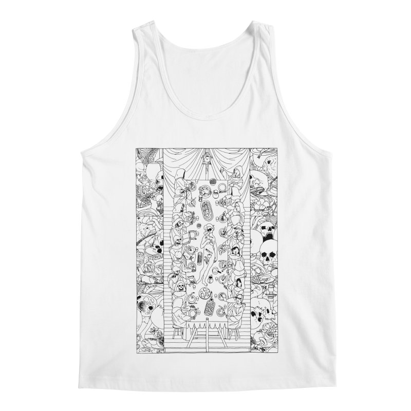 Happy Meal Men's Tank by yobann's Artist Shop