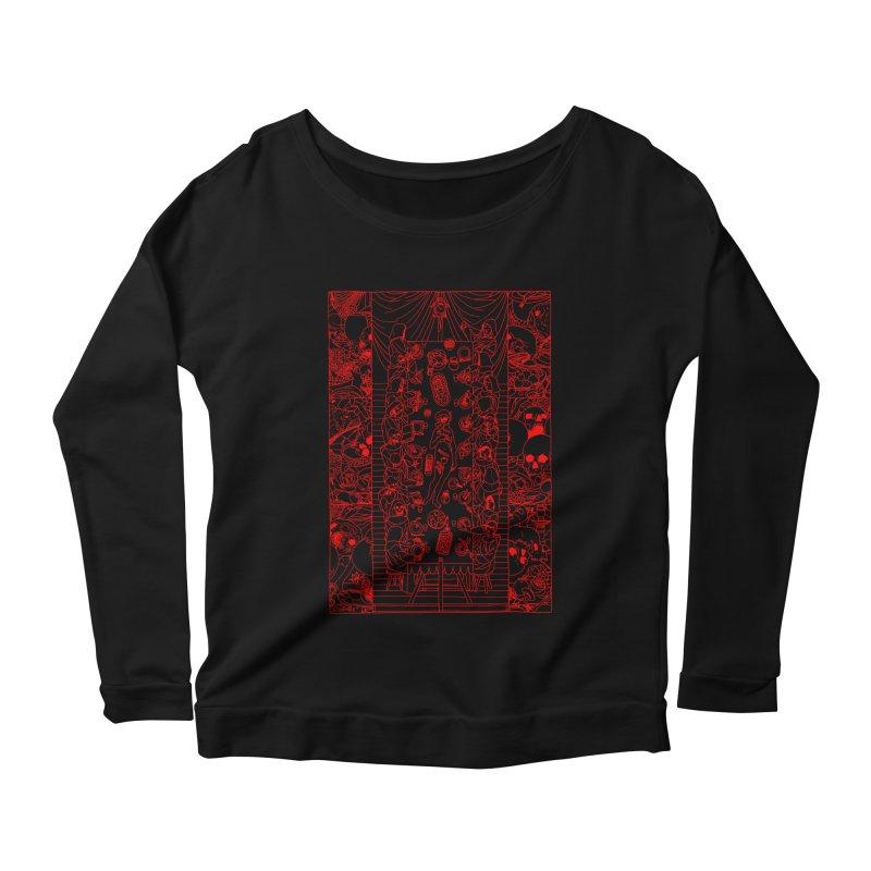 Happy Meal Women's Longsleeve T-Shirt by yobann's Artist Shop