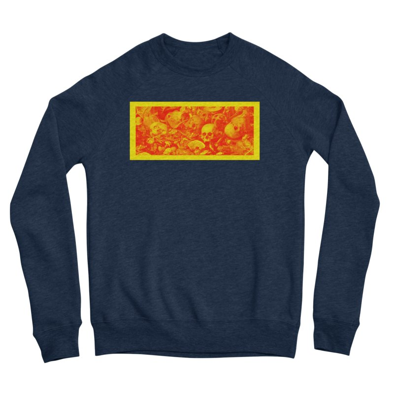 Vanity Men's Sweatshirt by yobann's Artist Shop