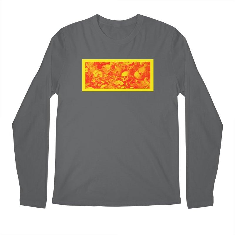 Vanity Men's Longsleeve T-Shirt by yobann's Artist Shop