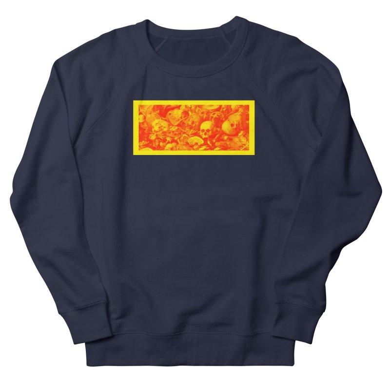Vanity Women's French Terry Sweatshirt by yobann's Artist Shop