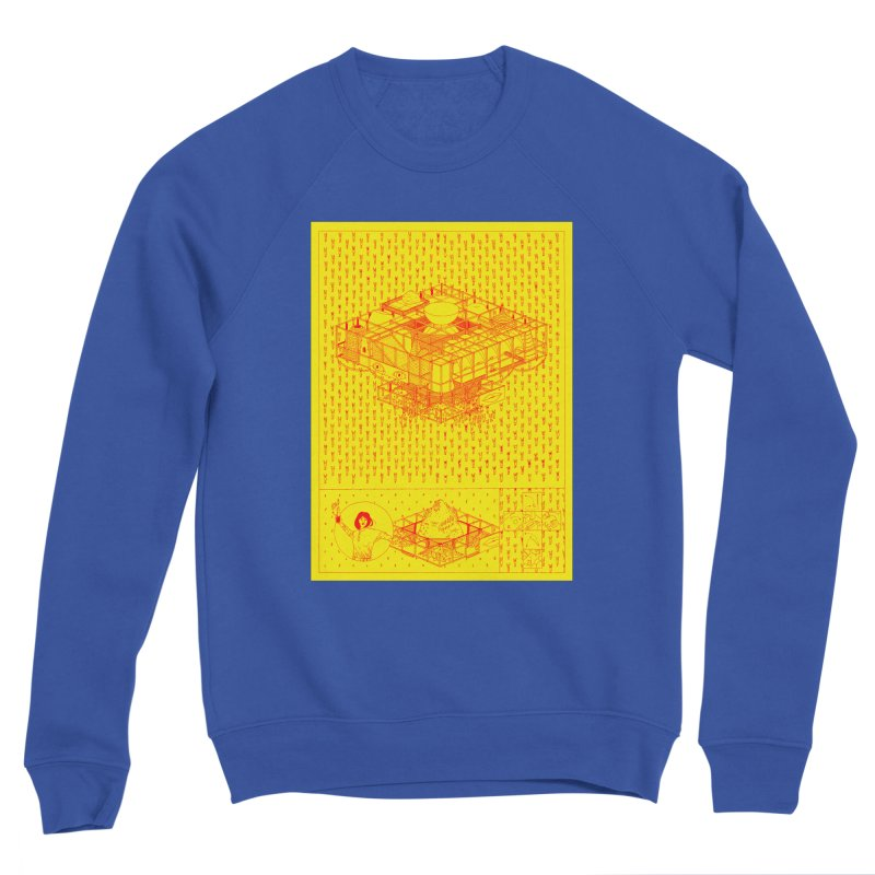 Caramantran Men's Sweatshirt by yobann's Artist Shop