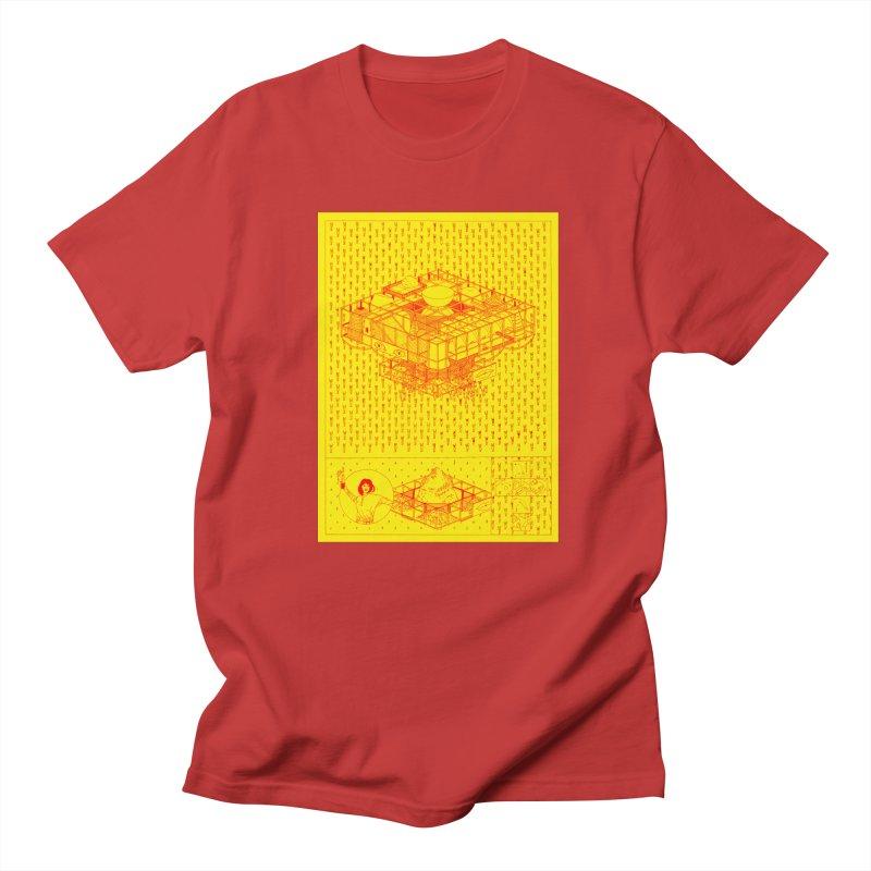 Caramantran Men's Regular T-Shirt by yobann's Artist Shop