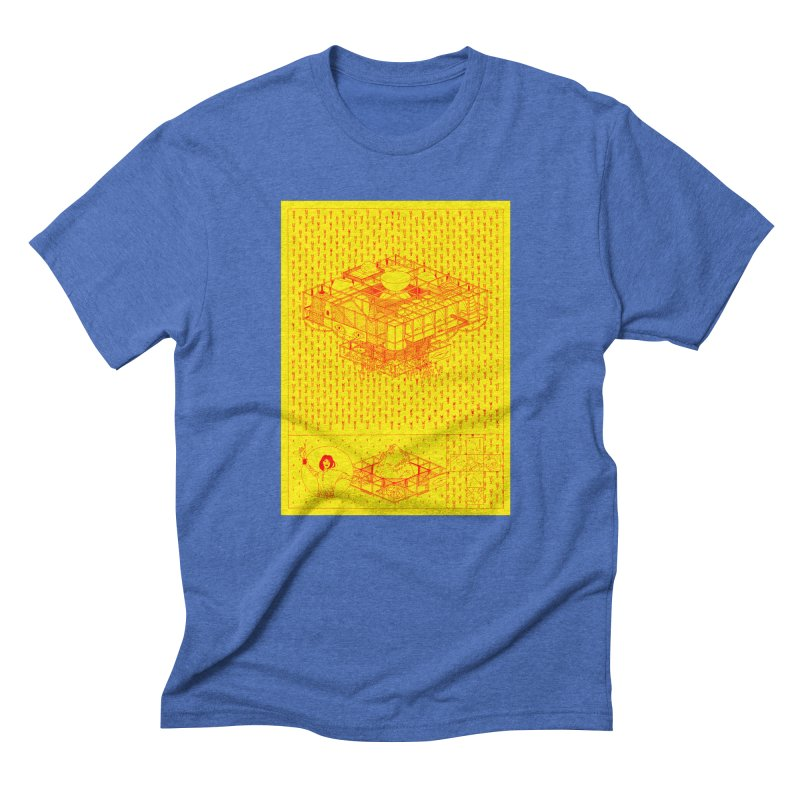 Caramantran Men's T-Shirt by yobann's Artist Shop