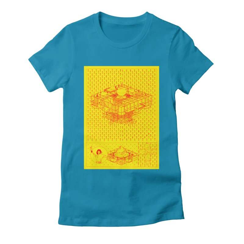 Caramantran Women's T-Shirt by yobann's Artist Shop