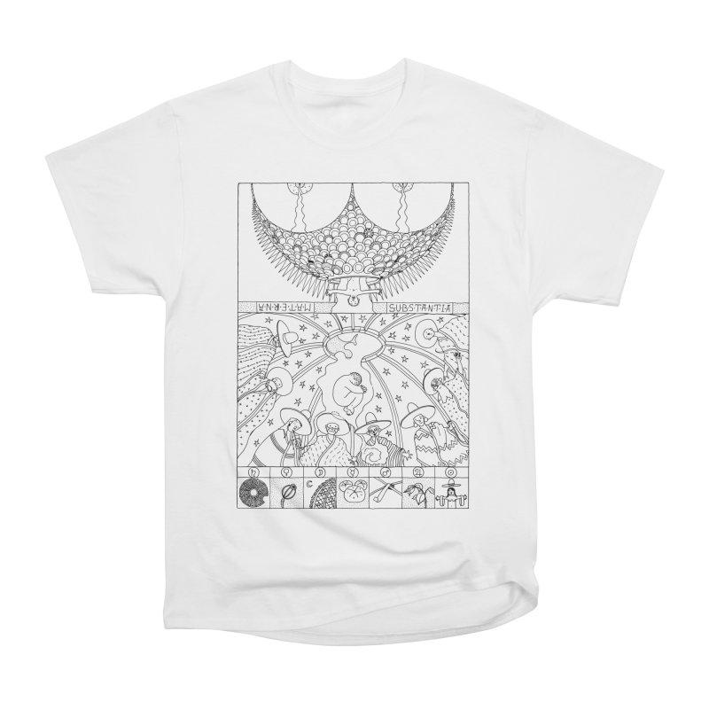 Substantia Women's Heavyweight Unisex T-Shirt by yobann's Artist Shop