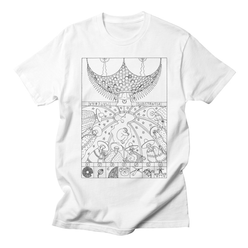 Substantia Men's T-Shirt by yobann's Artist Shop