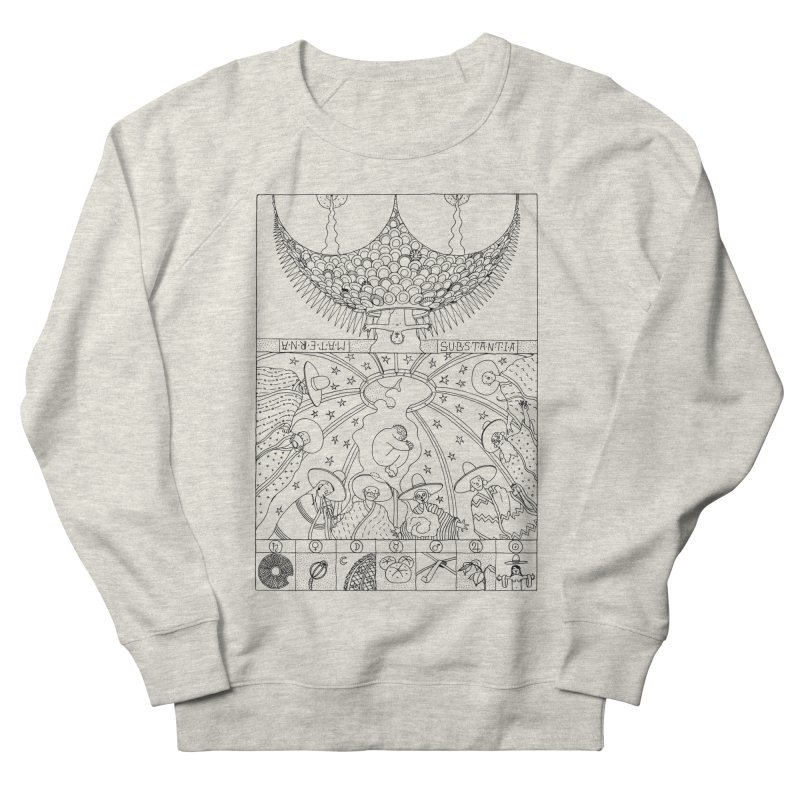 Substantia Men's Sweatshirt by yobann's Artist Shop