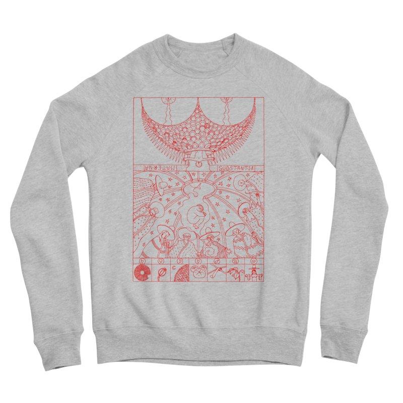 Substantia Men's Sweatshirt by yobann's Artist Shop
