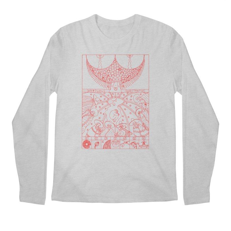 Substantia Men's Longsleeve T-Shirt by yobann's Artist Shop