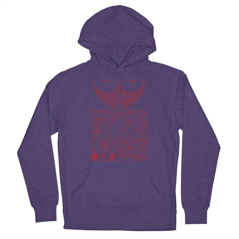 Substantia Men's Pullover Hoody by yobann's Artist Shop