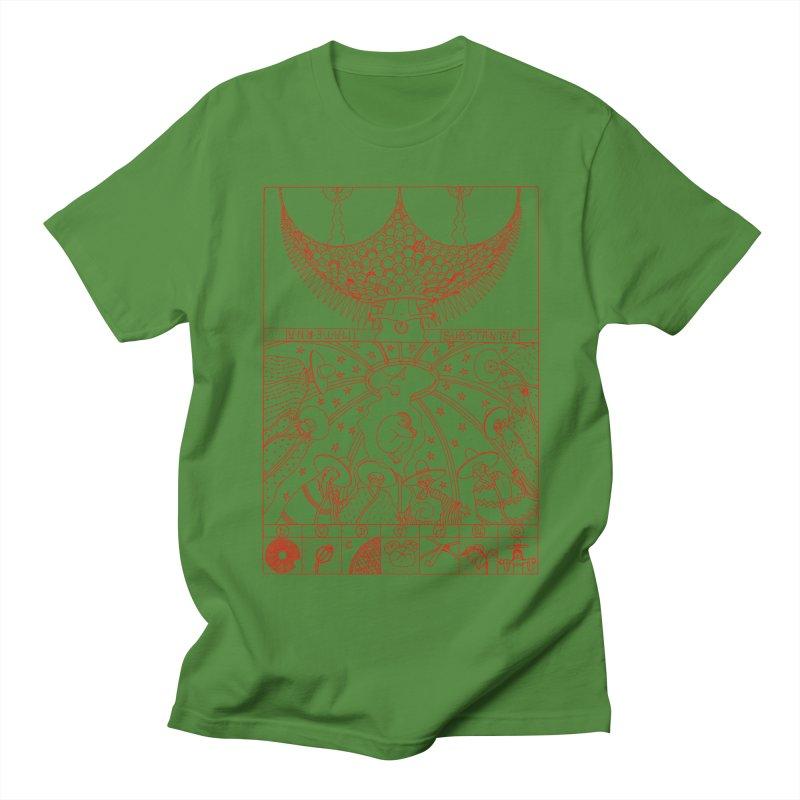 Substantia Women's Regular Unisex T-Shirt by yobann's Artist Shop