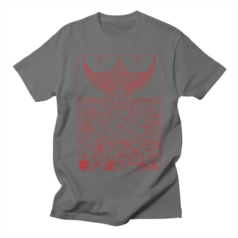 Substantia Men's T-Shirt by yobann's Artist Shop