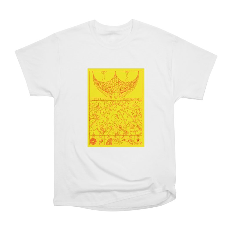 Substantia Women's T-Shirt by yobann's Artist Shop