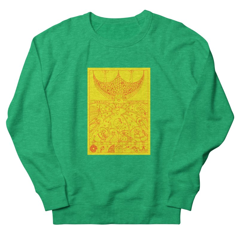 Substantia Women's Sweatshirt by yobann's Artist Shop