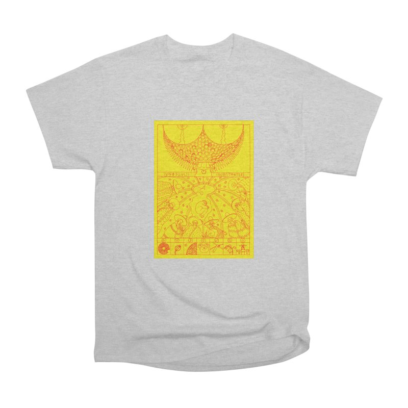 Substantia Women's Heavyweight Unisex T-Shirt by yobann's Artist Shop
