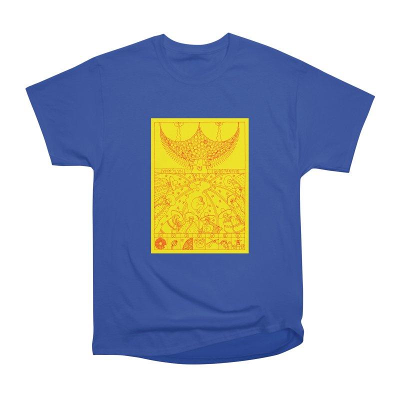 Substantia Men's Heavyweight T-Shirt by yobann's Artist Shop