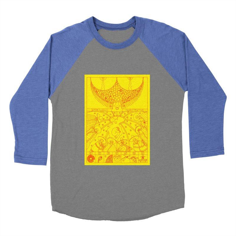 Substantia Women's Longsleeve T-Shirt by yobann's Artist Shop