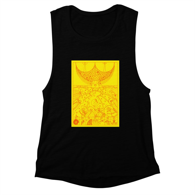 Substantia Women's Tank by yobann's Artist Shop
