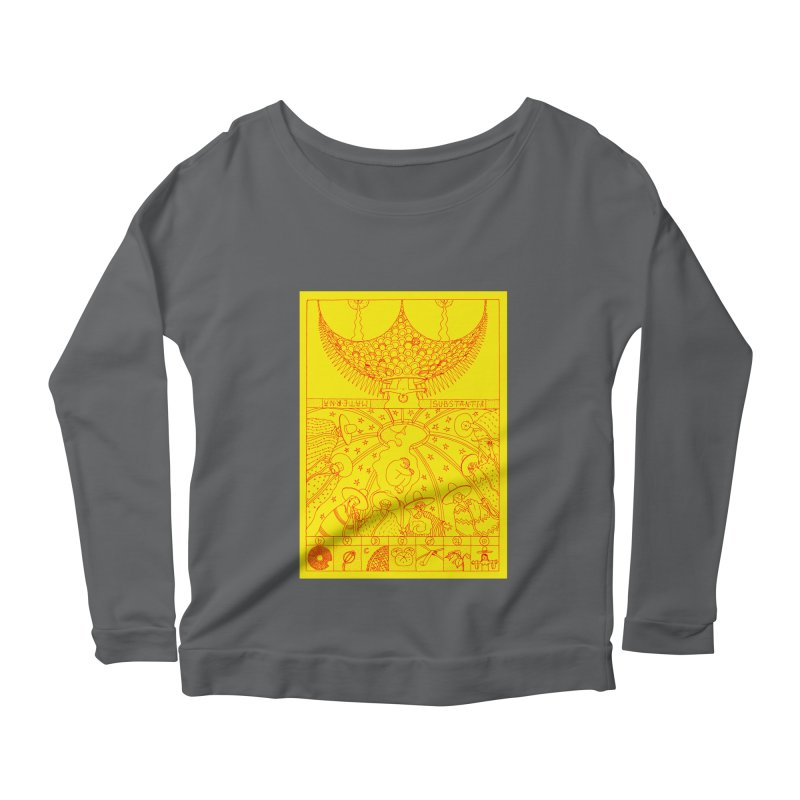 Substantia Women's Longsleeve T-Shirt by yobann's Artist Shop